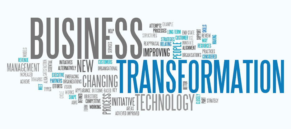 Business Transformation Tag Cloud