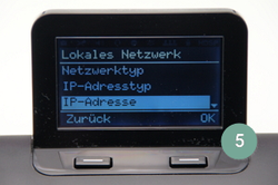 IP-Adresse DX800A - 5